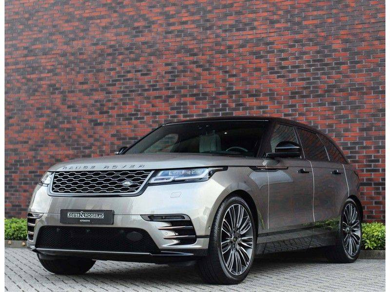 Land Rover Range Rover Velar P380 3.0S/C AWD First Edition R-Dynamic*Pano*LED*Head-Up* afbeelding 5