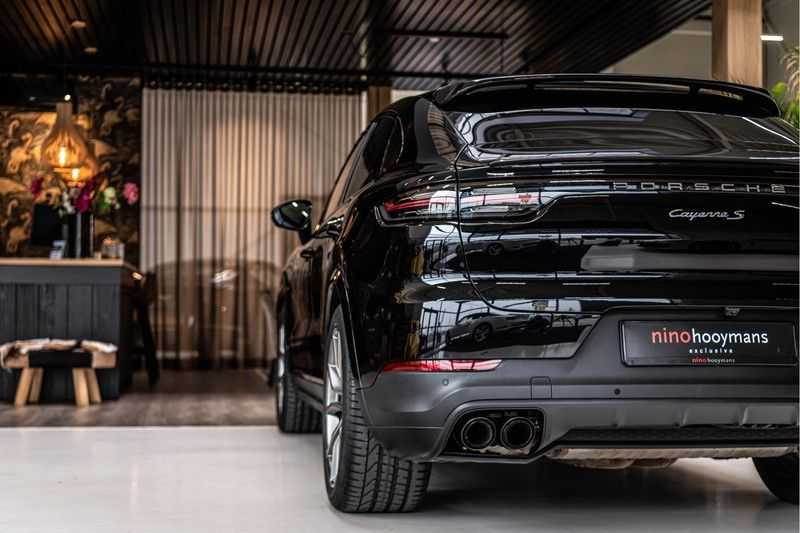 Porsche Cayenne Coupé 2.9 S   Panorama   BOSE   Head-Up-Display   PASM   PDCC afbeelding 4