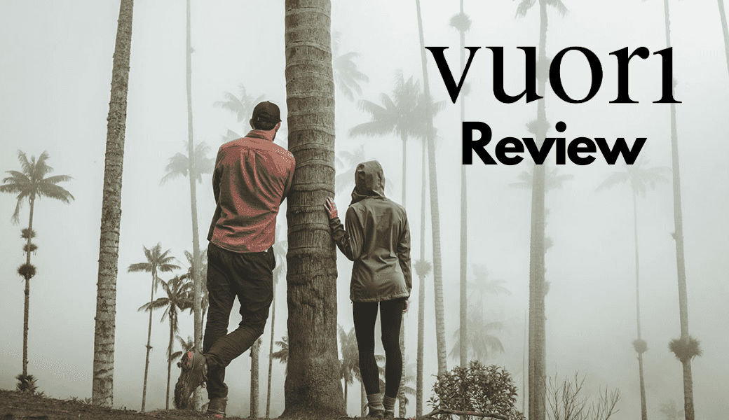Is Vuori Worth Your Hard-Earned Money? ,Read This Vuori Review. ,(2021 Review) cover image