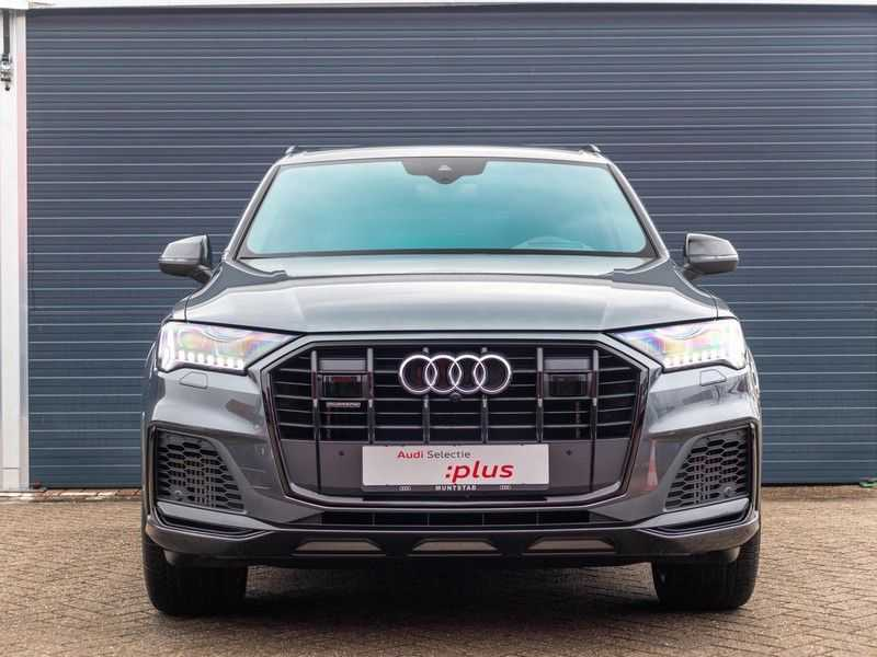 Audi Q7 60 TFSI e quattro Competition | Head Up Display | Assistentiepakket Tour/City | Pano.Dak | Stoelventilatie/Massage | S-Sportstoelen | Bose Premium Sound afbeelding 5