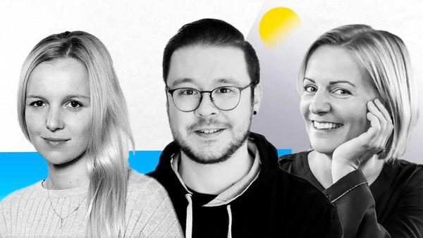 Galina Alte, Livia Czernohorsky & Sebastian Hoff