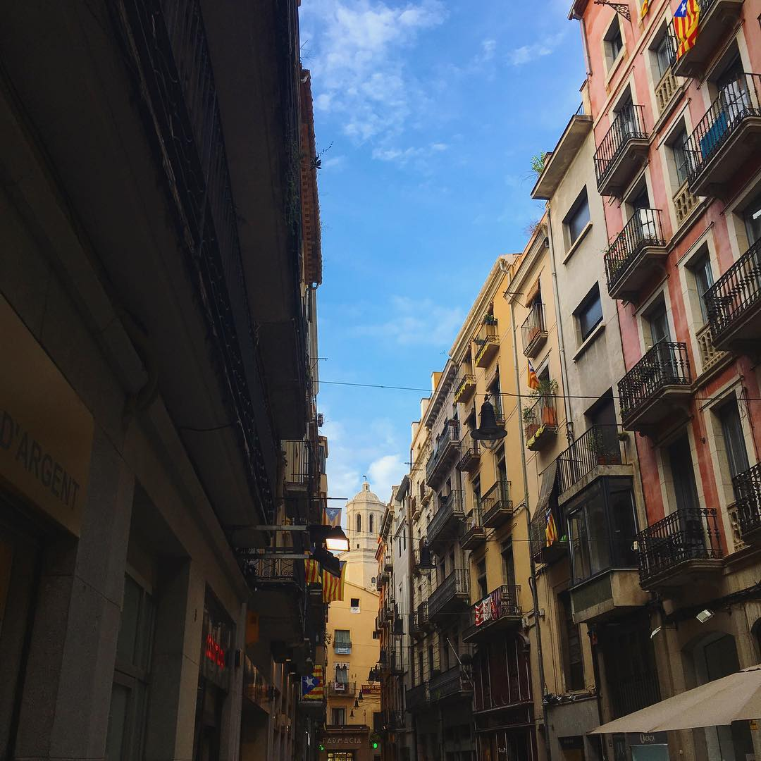 Photo of Girona Streets