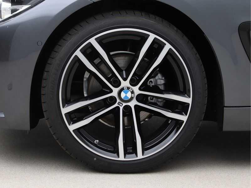 BMW 4 Serie Gran Coupé Exe. M-Sport 418i afbeelding 18