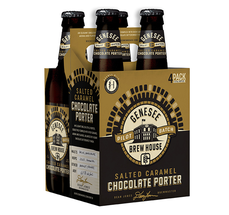 Salted Caramel Chocolate Porter can