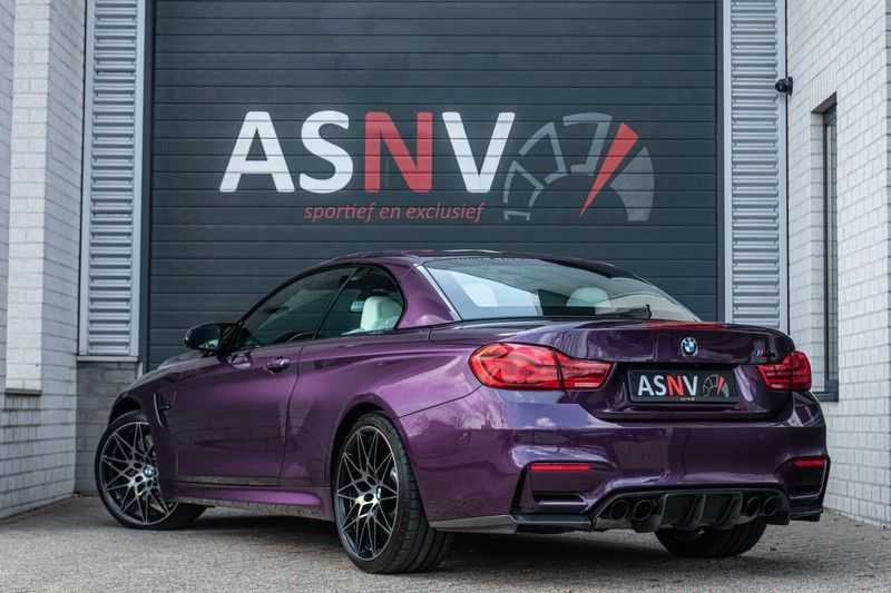 BMW M4 Cabrio Competition, DCT, 450 PK, Harman/Kardon, LED. Comfort/Toegang, Surround View, DAB, Head/Up, 9500KM!! afbeelding 19