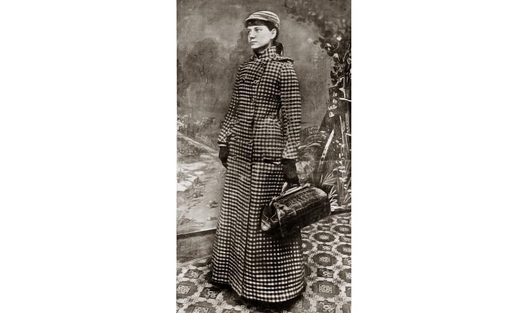 Нелли Блай (1864–1922). Источник: en.wikipedia.org