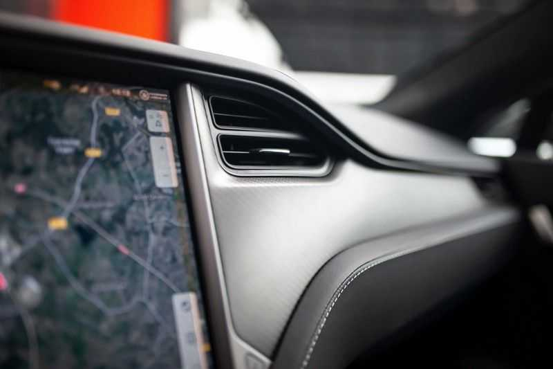 "Tesla Model S 100D Performance *Verb. Autopilot / 21"" LM / Pano* afbeelding 9"