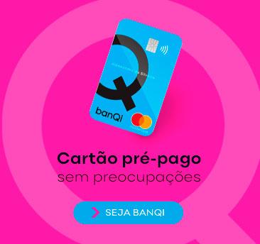 Cartão pré-pago sem preocupações