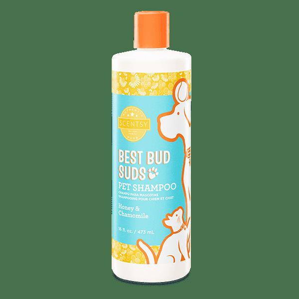 Honey & Chamomile Best Bud Suds Pet Shampoo