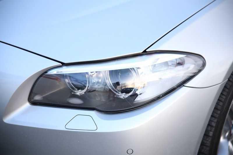 BMW 5 Serie M550D Facelift afbeelding 16