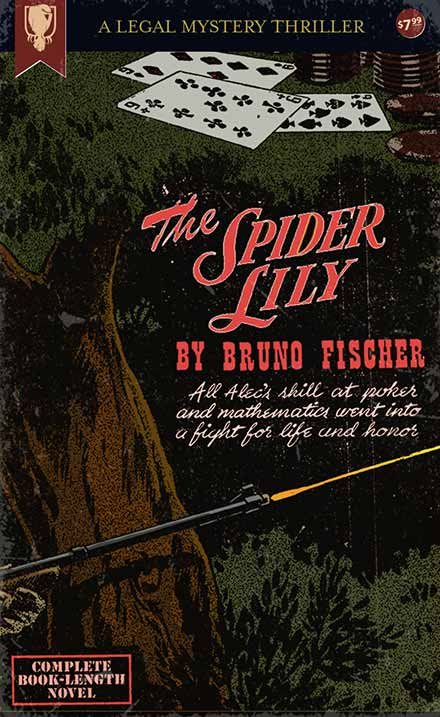 Spider Lily by Bruno Fischer