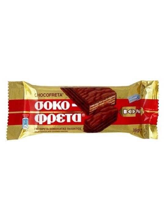 Sokofreta Cioccolato - 38g