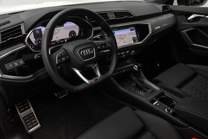 "Audi RSQ3 Sportback 2.5 TFSI 400pk Quattro Panoramadak BlackOptic B&O ValconaLeder+Memory Matrix Navi/MMI DriveSelect Keyless Trekhaak Camera 21"" Pdc afbeelding 17"