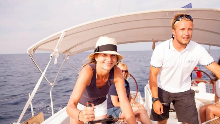 Exploring The Elaphiti Islands When You Yacht In Croatia
