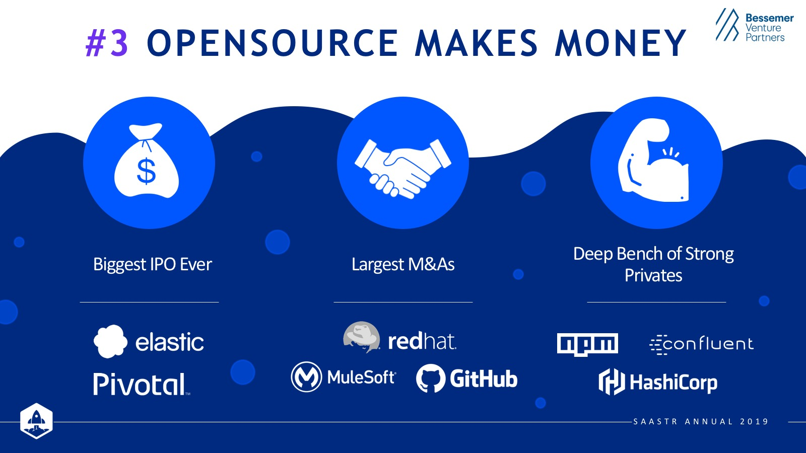 Prediction #3: Open source makes money