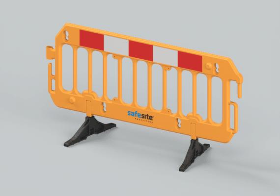 Vision Pedestrian Barrier
