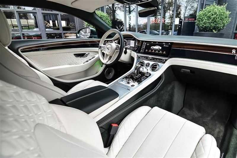 Bentley Continental GT W12 MULLINER MASSAGE+HEADUP+TOPVIEW afbeelding 18