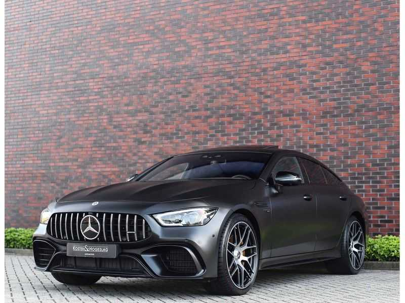 Mercedes-Benz AMG GT 4-Door Coupe 63 S 4MATIC+ *Dynamic Plus*widescreen*Head-up* afbeelding 7