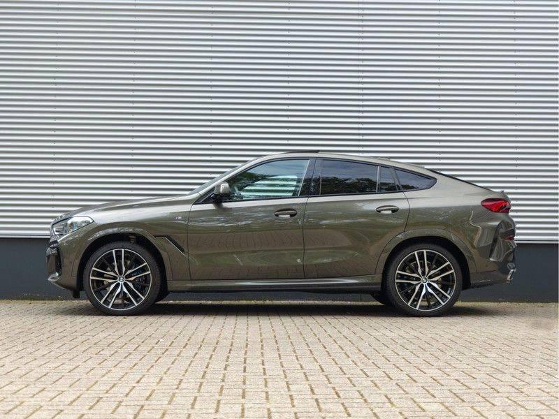 BMW X6 xDrive40i High Executive - M-Sport - Trekhaak - Head-up - Driving Ass Prof afbeelding 7