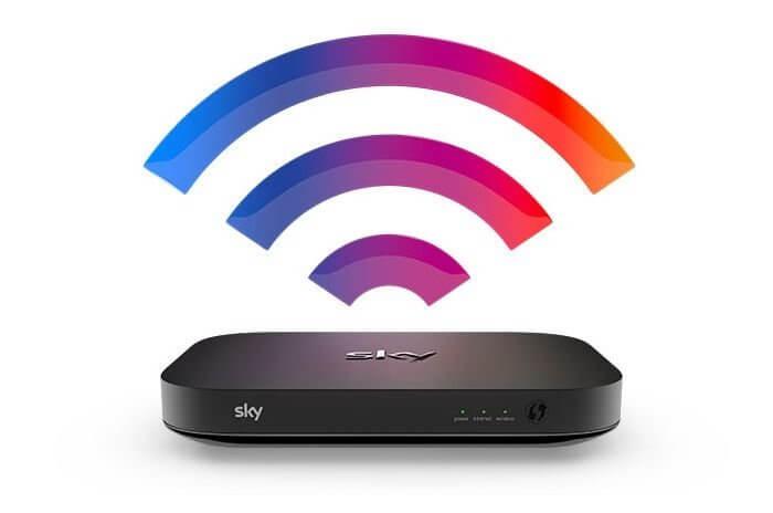 Cancelling sky broadband