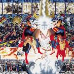 Crise nas Infinitas Terras na arte de Alex Ross