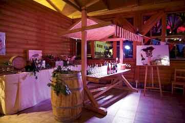 produktová prezentácia, konferencia a ochutnávka vína