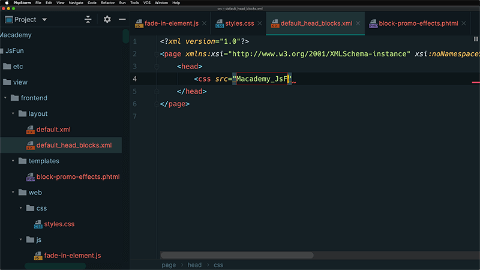 Access other JavaScript components with RequireJS
