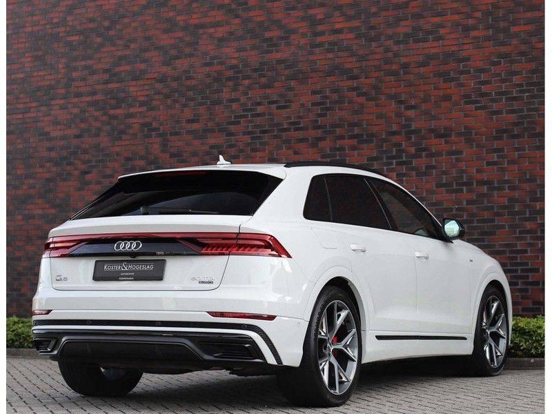 Audi Q8 50TDI Quattro *22'*Pano*B&O*Standkachel*Soft-Close* afbeelding 7