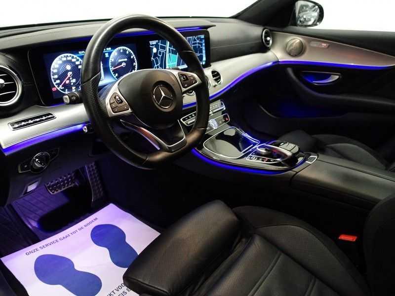 Mercedes-Benz E-Klasse Estate 43 AMG 4MATIC Prestige 402pk Aut- Pano, Keramisch, Widescreen, Full! afbeelding 3