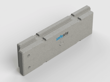 Temporary Vertical Concrete Barriers (TVCB)