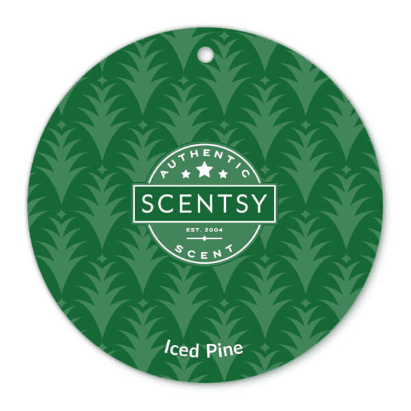 Picture of Iced Pine Scent Circle