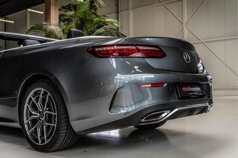 Mercedes-Benz E-Klasse Cabrio 300 AMG | Nieuw Model! | Head-up Display | Memory | Drivers Package | afbeelding 11
