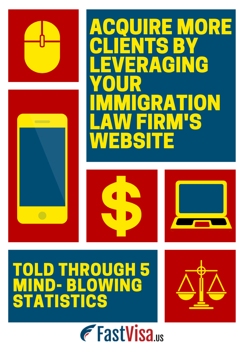 Get more Legal Immigration Cases and Clients from your Website