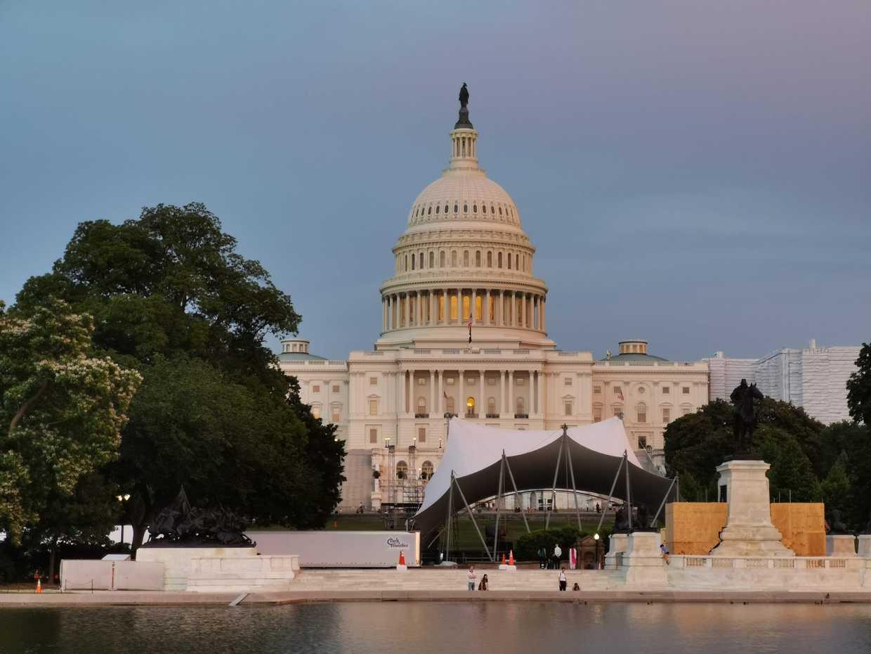 Washington, capitale des Etats-Unis d'Amérique cover image