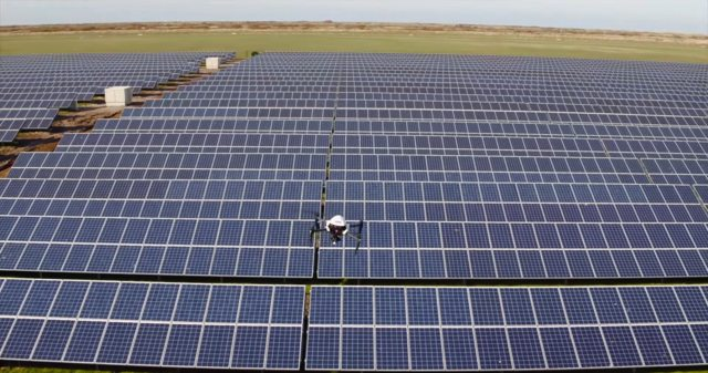 Aerial Inspection | Drone mapping | Solar panel inspection | drone services for Solar panel inspection | photovoltaic effect