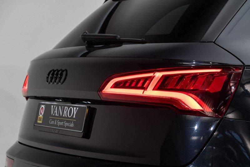 "Audi SQ5 3.0 TDI 347pk Quattro Black Edition Panoramadak Luchtvering Valconaleder B&O Keyless ACC Navi-High Matrix Camera 21""Performance Pdc Verlengde fabrieksgarantie afbeelding 7"
