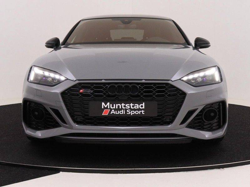 Audi RS5 Sportback 2.9 TFSI quattro | 450PK | Panoramadak | Stoelventilatie/verwarming | Bang & Olufsen | Top view camera | Matrix LED Laser | RS Sportuitlaat | 20'' inch brons | Verlengde fabrieksgarantie afbeelding 12