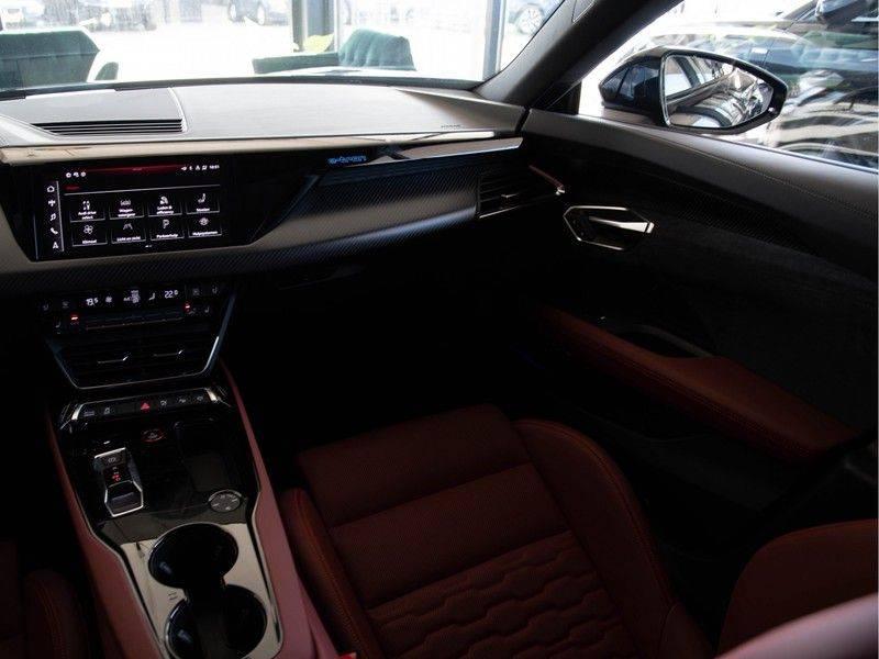 "Audi e-tron GT PRIJS IN. BTW, B&O,21"",LASER,SPORSTOELEN afbeelding 14"
