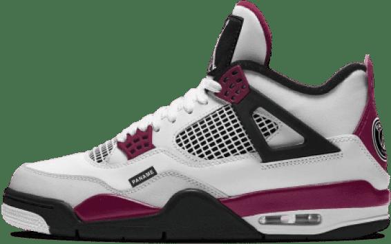 Nike x Paris Saint-Germain Air Jordan 4
