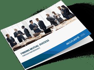 Accruent - Resources - eBooks - Partner Program Overview - Cover Image