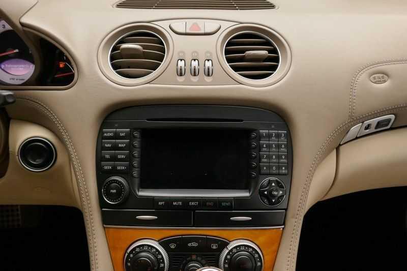 Mercedes-Benz SL-Klasse 600 - 65 ///AMG Black edition afbeelding 22