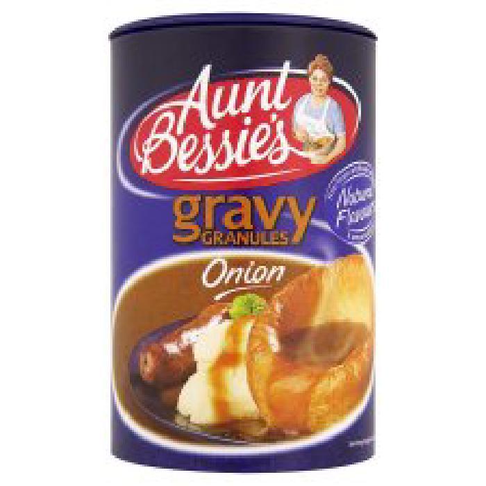 Aunt Bessies Onion Gravy Granules