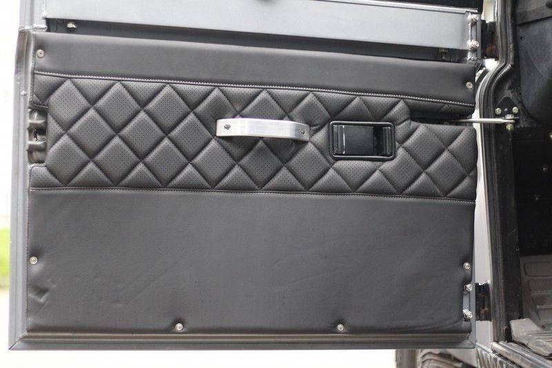 Land Rover Defender 110 Cabrio LS V8 aut. Uniek! afbeelding 15