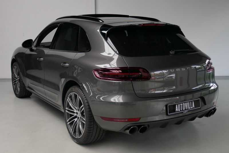 Porsche Macan 3.6 Turbo Performance - Burmester audio afbeelding 5