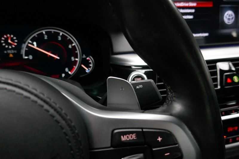 BMW 5 Serie 530d High Executive M-Sport afbeelding 17