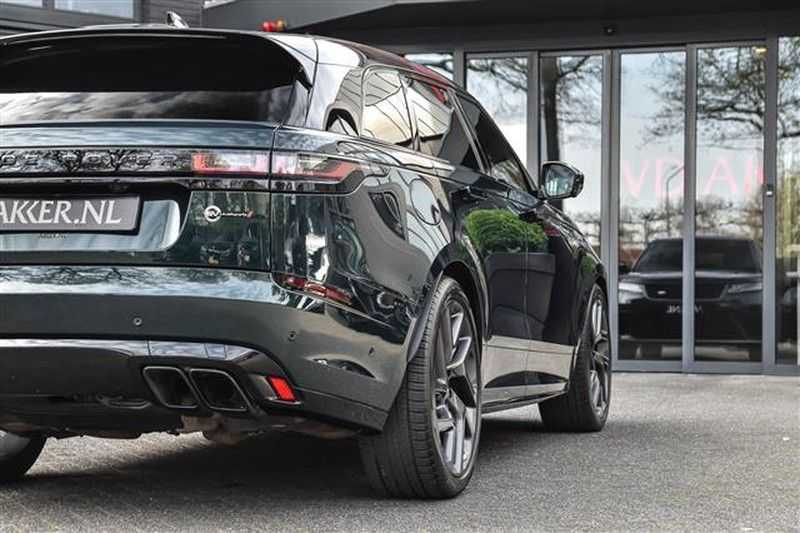 Land Rover Range Rover Velar 5.0 SVAUTOBIOGRAPHY DYNAMIC HEADUP+MULTIMEDIA afbeelding 23
