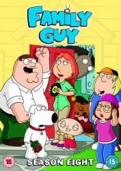 cover Family Guy - S8