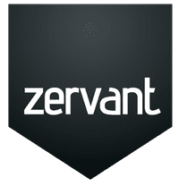 Systemlogo för Zervant