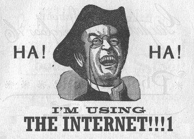 Ha Ha, The Internet