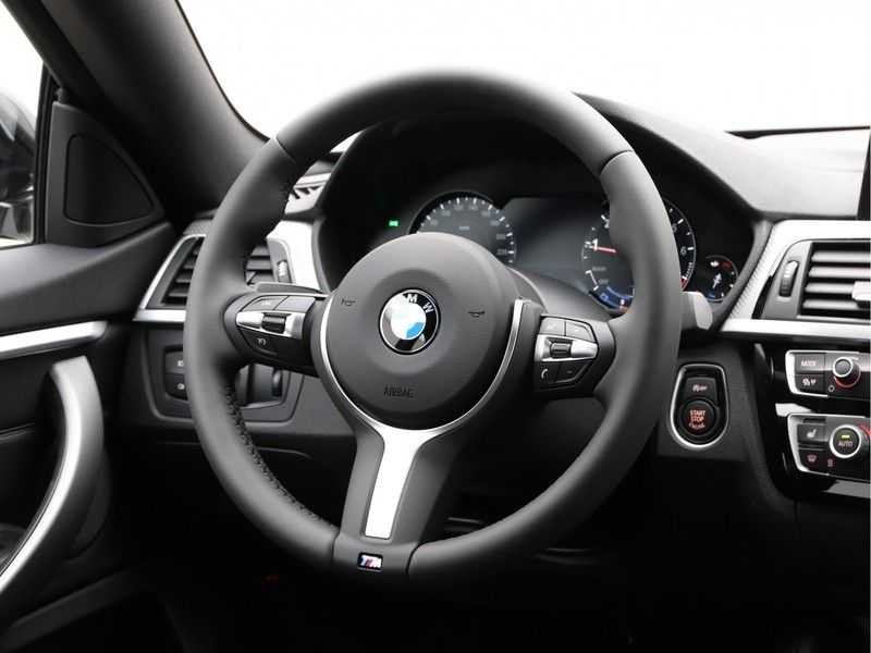 BMW 4 Serie Gran Coupé 418i M Sport Corporate Lease afbeelding 3